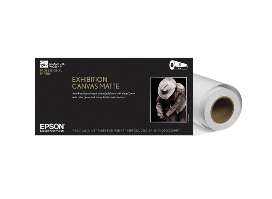 Epson Exhibition Canvas Matte Paper (60 x 40